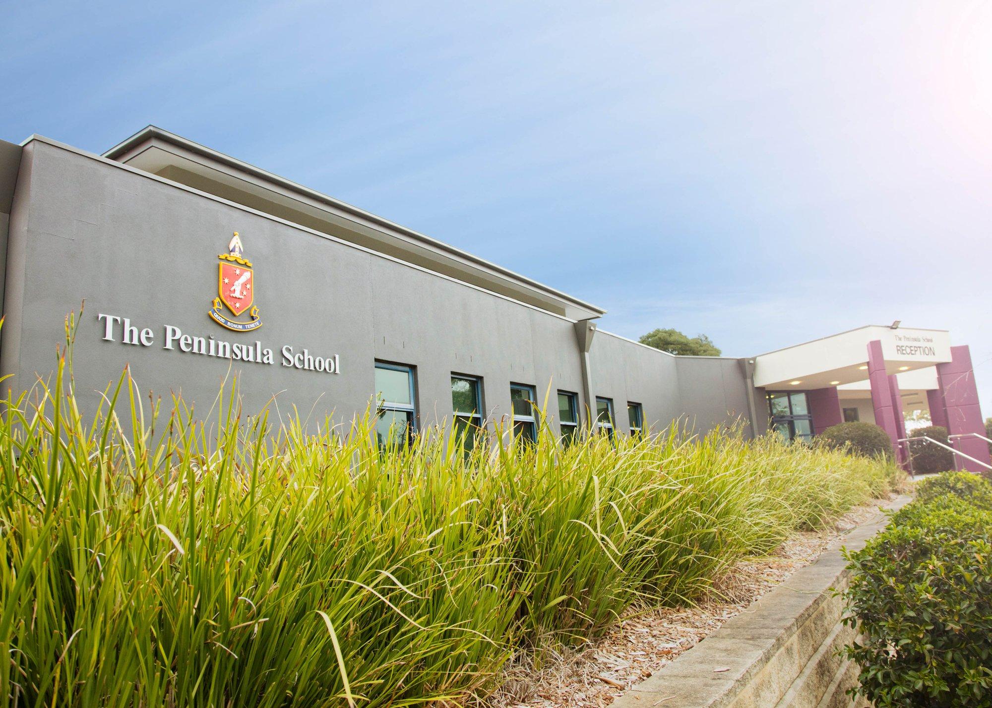 School maintenance Melbourne - The Peninsula School After