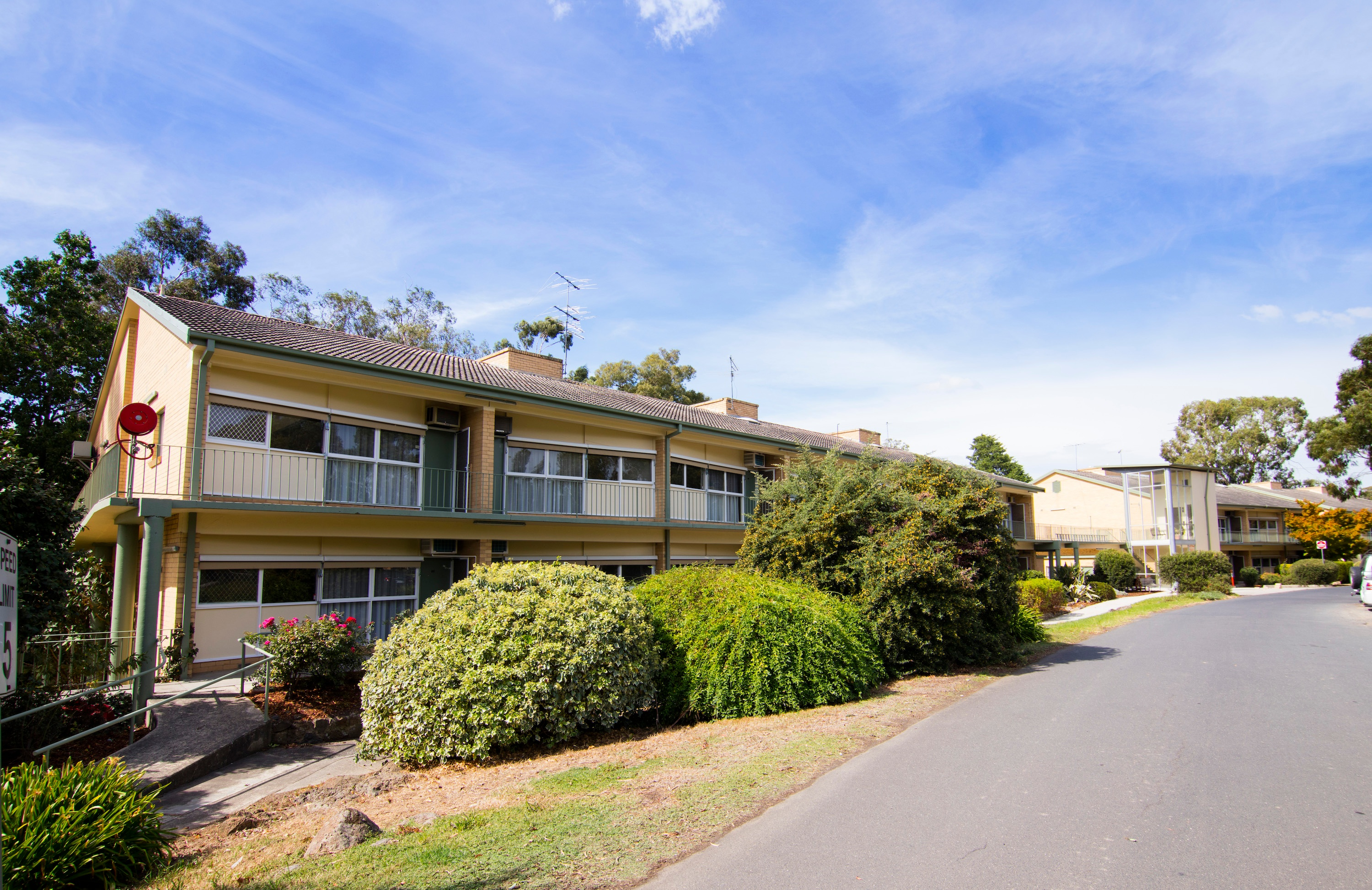 Aged care refurbishment - St Vincents Aged Care after