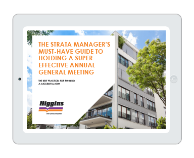 Download the strata AGM guide today!